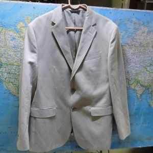 Banana Republic Mens Blazer size 46r